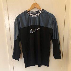 Nike mesh L/s t shirt